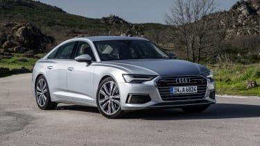 2018 Audi A6 - front