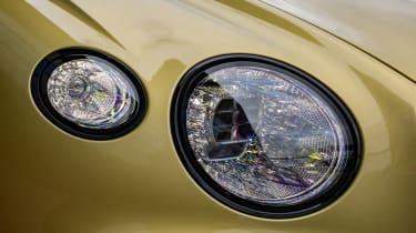 Bentley Continental GT Speed UK – headlights