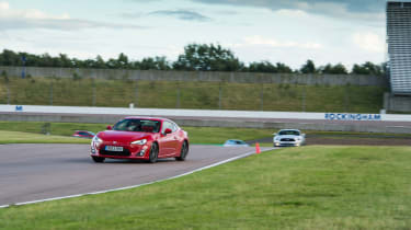 evo Track Evening - Rockingham