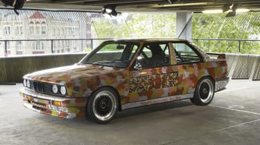 Group A racing BMW M3 by Michael Jagamara Nelson