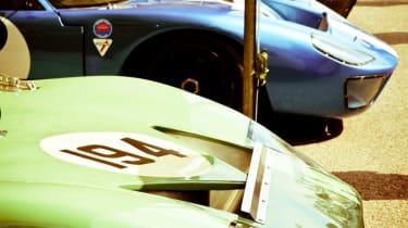 Ford GT-40 by James Carlisle (@jamescarlisle79)