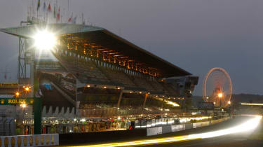 2013 Le Mans 24 hours: documentary video