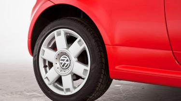 Volkswagen Lupo GTI – wheel