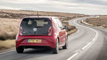 VW Up GTI - Rear