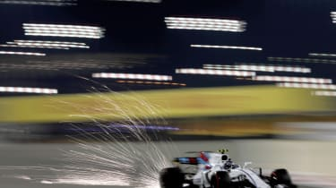 Bahrain Gran Prix 2017 - Williams