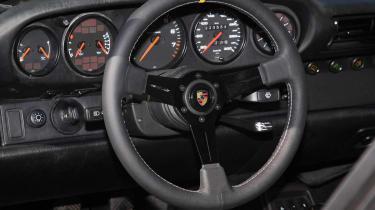 Porsche 911 2.7 RS conversion kit steering wheel