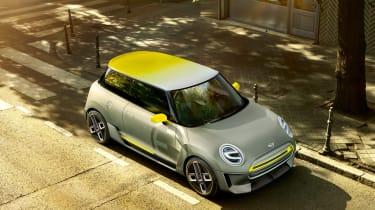 Mini EV concept - ombre