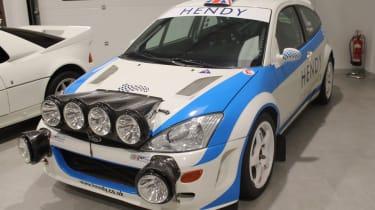 1999 Colin McRae Ford Focus WRC