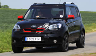 Kia Soul road test