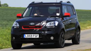 Kia Soul road test