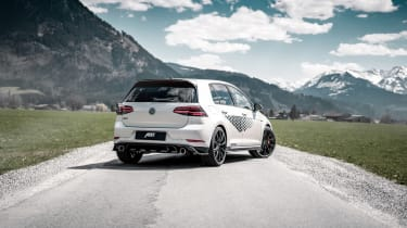 Volkswagen Golf GTI TCR Abt - rear