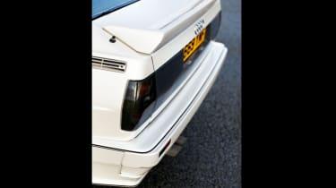 Audi Quattro - wing