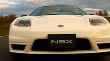 Video: Honda NSX celebration