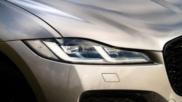 Jaguar F Pace 2021 review - P400 light detail