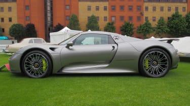 City Concours - Porsche 918