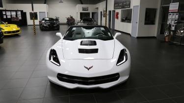Callaway Corvette Stingray tops 600bhp