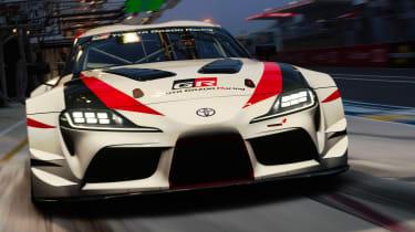 Toyota Supra Racing Concept - GTS