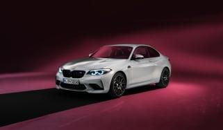 BMW M2 Competition – front quarter