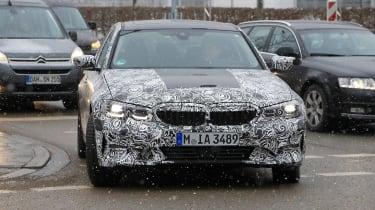 G20 BMW 3-series spy - nose