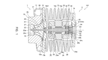 Toyota's electric supercharger patent plans