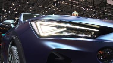 Cupra Formentor - headlight