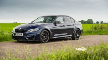 F80 BMW M3 review (2014-2018) - MPG and running costs | evo