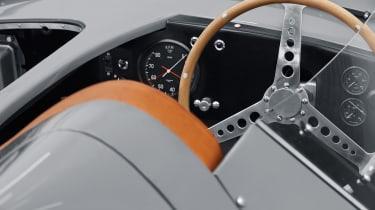 Jaguar D-Type – rear fairing