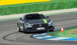 Mercedes-AMG GT R Pro review - front quarter