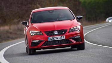 SEAT Leon - 2017 Cupra front
