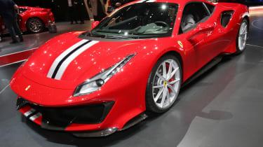 Ferrari 488 Pista – front quarter