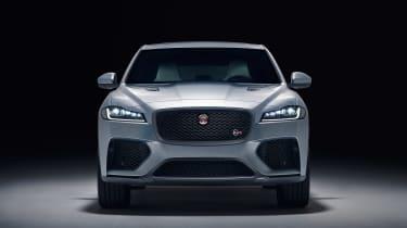 Jaguar F-Pace SVR - front