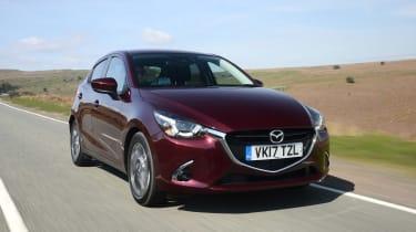 2017 Mazda 2 - front
