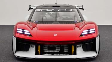 Porsche Mission R – nose