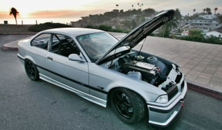 Electric BMW M3