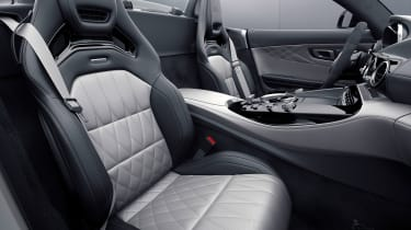 Mercedes-AMG C63 Ocean Blue Edition - seats