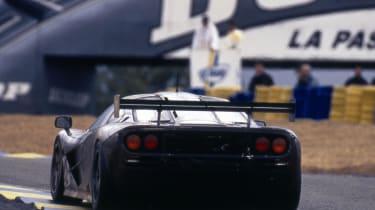 McLaren F1 at Le Mans 24 hours