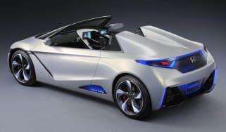 Honda EV-STER sports car