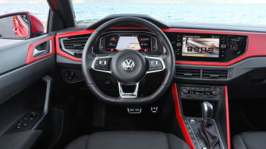 Volkswagen Polo GTI – interior