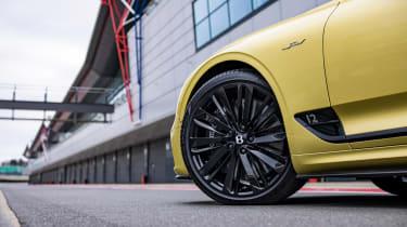 Bentley Continental GT Speed UK – wheel