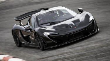 McLaren P1 price, specs and video