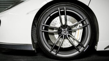 Gemballa GT Spider: tuned McLaren 12C alloy wheel