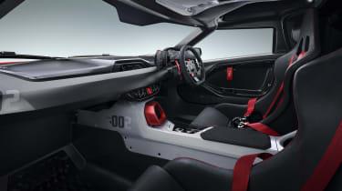 Tata Racemo interior