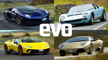 Best Lamborghinis header