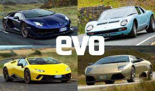 Best Lamborghinis header
