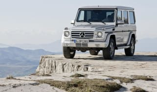 Revised Mercedes-Benz G-Class