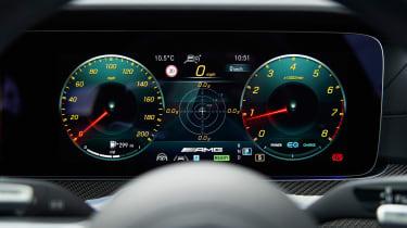 2021 Mercedes-AMG E53 4Matic+ Estate - dial pack