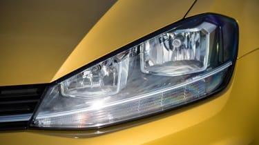 Volkswagen Golf headlight