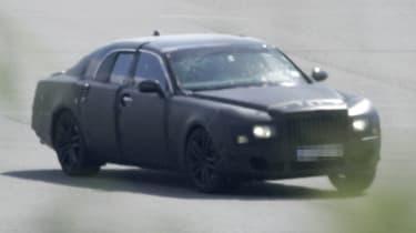New Grand Bentley