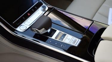 Audi A8 - gear lever