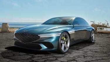 Genesis X Concept - nose1